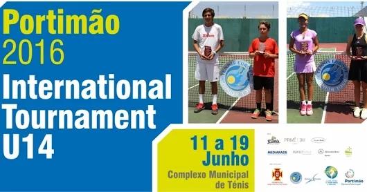 PORTIMÃO 2016 INTERNATIONAL TOURNAMENT U14